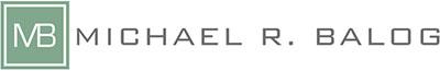 Michael R Balog – Realtor Logo