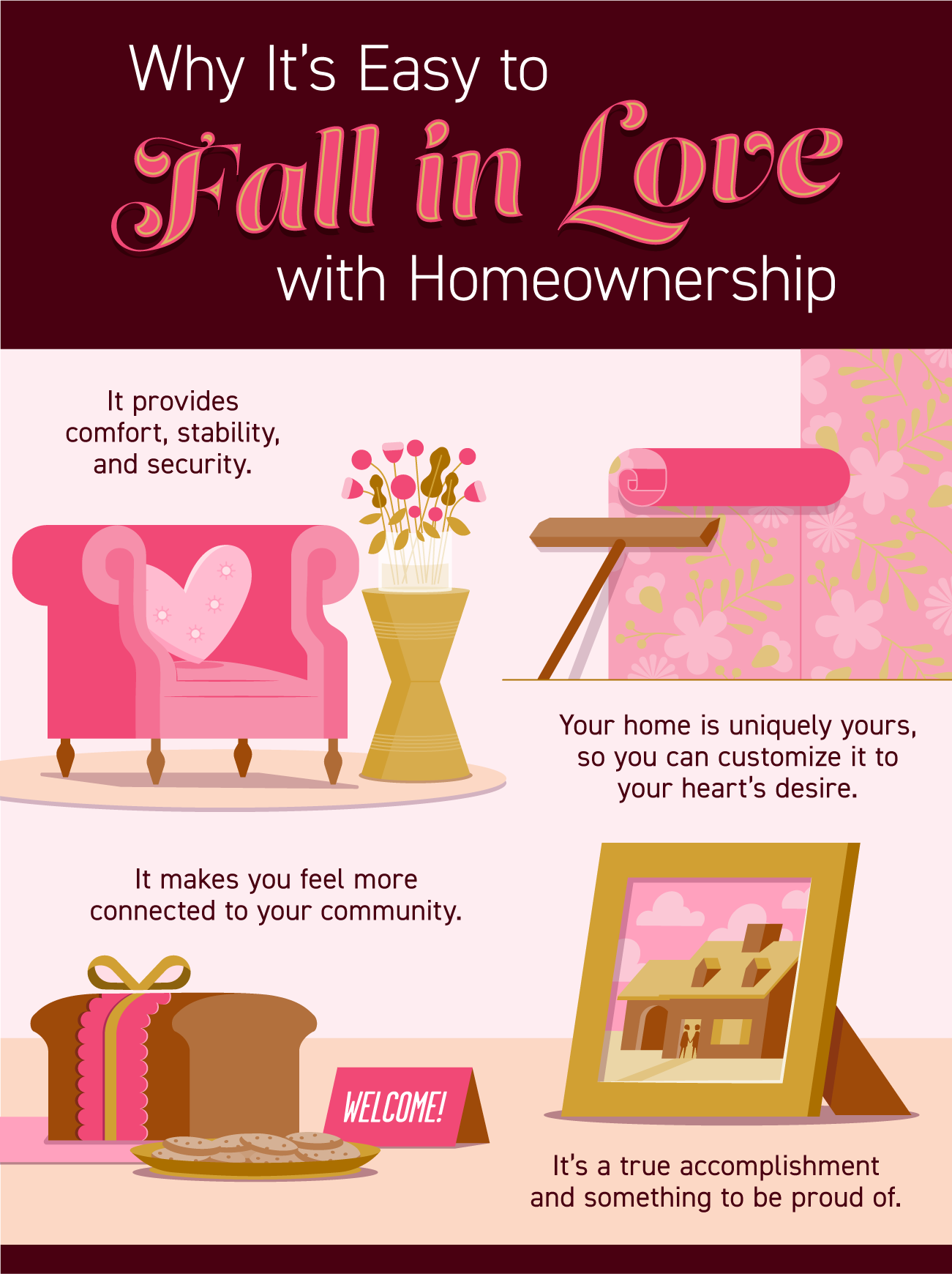Why It's Easy to Fall in Love with Homeownership